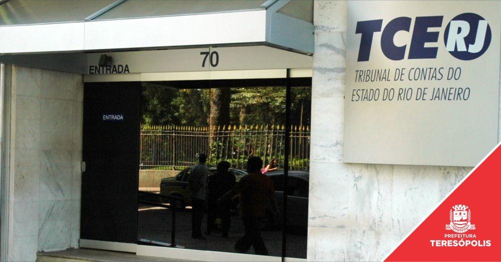 Teresópolis tem contas de 2018 aprovadas pelo TCE-RJ