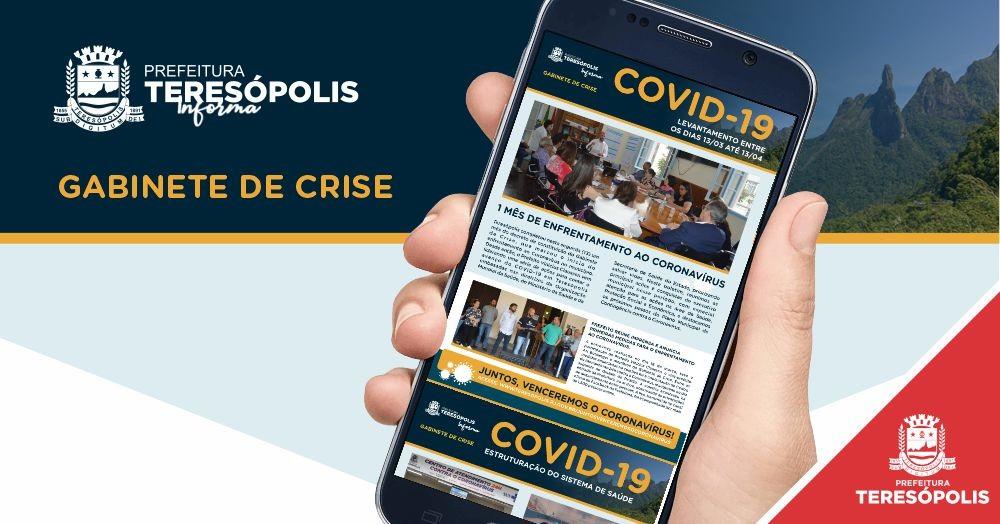 Transparência: Gestão Municipal faz balanço das ações de enfrentamento ao novo coronavírus em Teresópolis