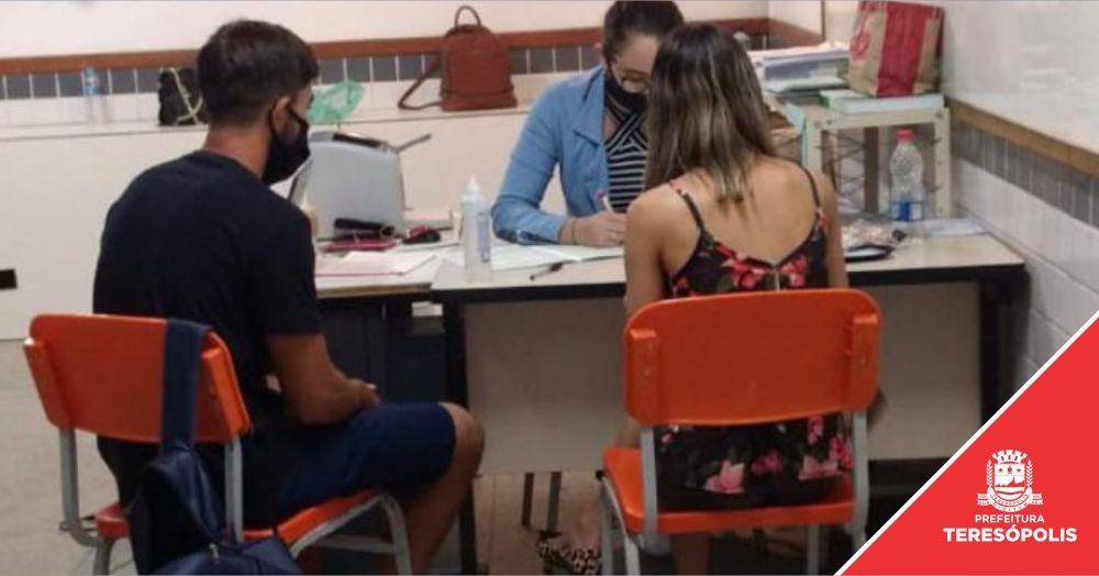 CRAS Volante de Bonsucesso completa um mês com mais de mil atendimentos realizados