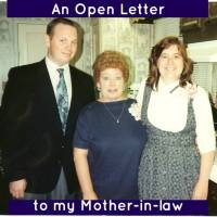 An Open Letter to My Mother-in-Law
