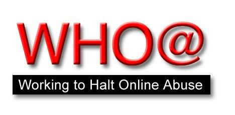 WHO@: working to halt online abuse