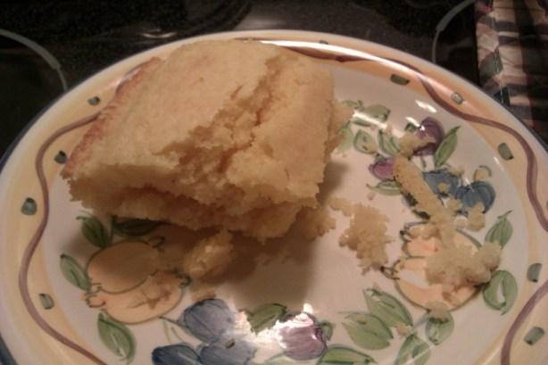 sweet cornbread recipe