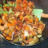 Easy Sauteed Ratatouille
