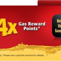 Safeway Gas Reward Points Make Cents