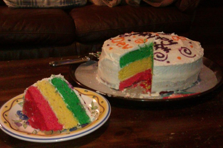 Jamaican Birthday Cake Recipe