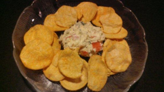 super easy vegetable dip recipe