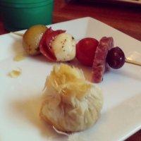 Meatballs in Phyllo Appetizers Recipe