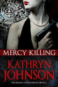 "cover of ""Mercy Killing"" by Kathryn Johnson"