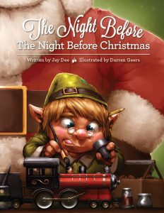 night before the night before christmas book review