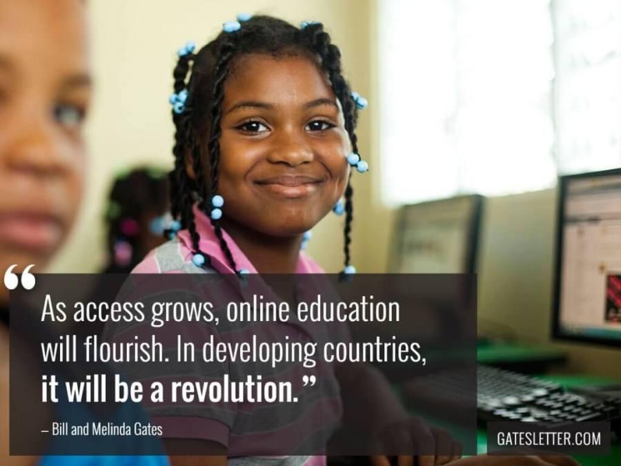 Gates Foundation Annual Letter