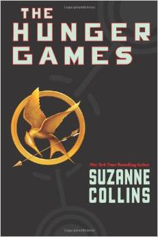 "cover of ""The Hunger Games"" by Suzanne Collins"