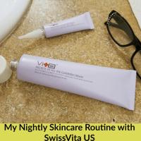 My Nightly Skincare Routine with SwissVita US