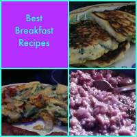 Breakfast Cookbook Subscription Page