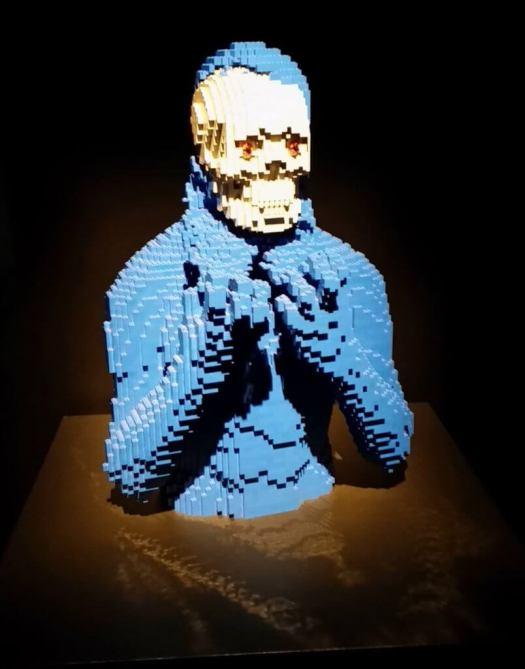 art of the brick lego