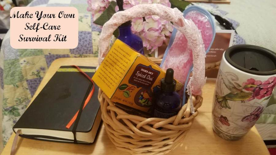 Make Your Own Self-Care Survival Kit