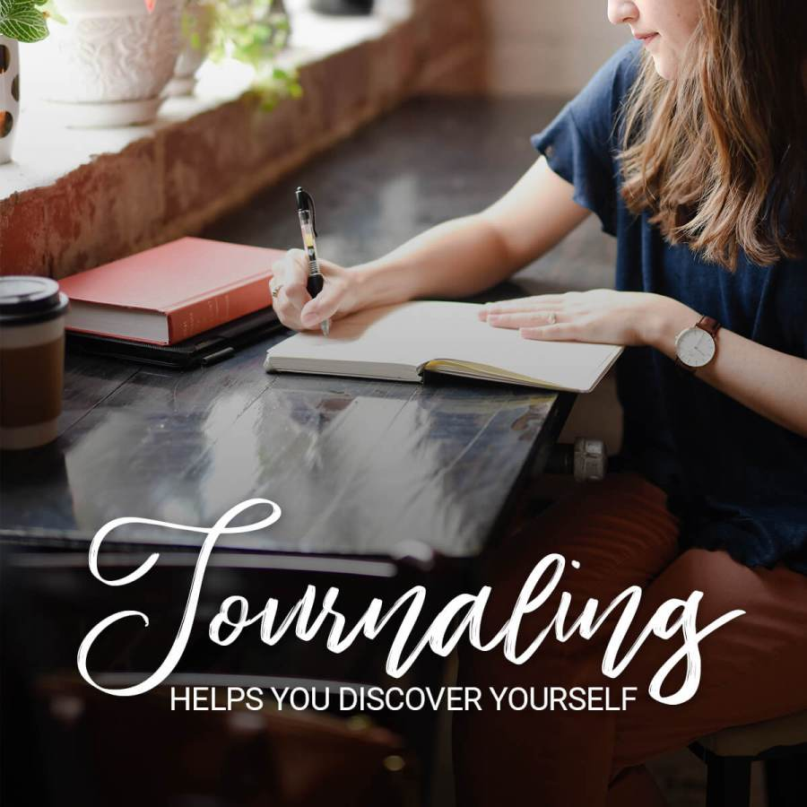 Journaling Helps You Discover Yourself