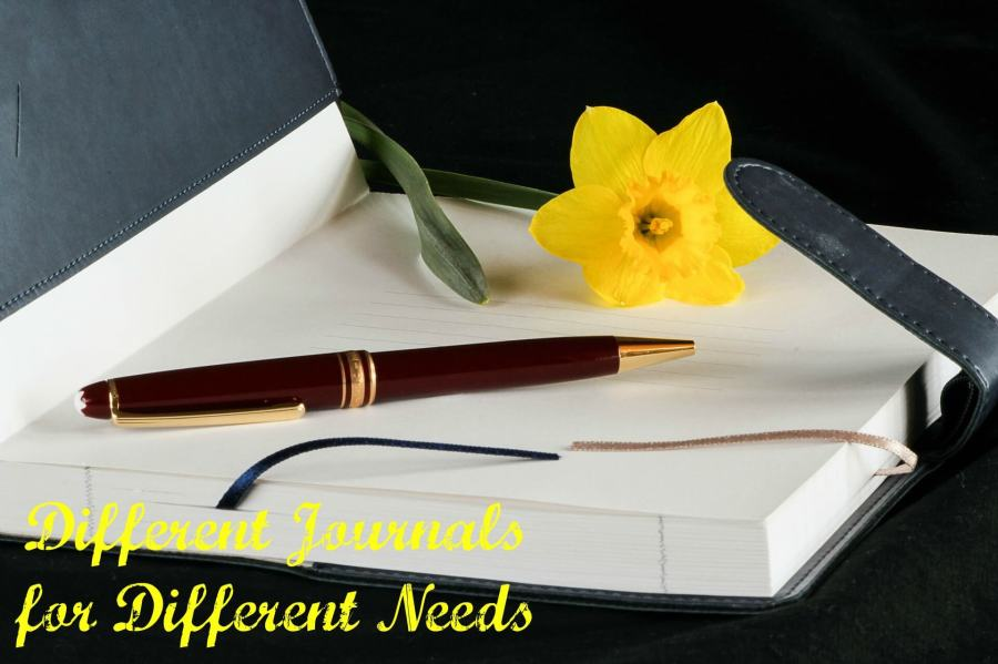 different journals for different needs