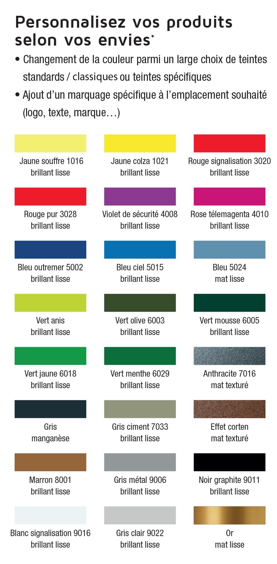 Tri Selectif Couleur Des Poubelles : selectif, couleur, poubelles, Poubelle, Sélectif, Bureau, Place, Entreprises, Organisations