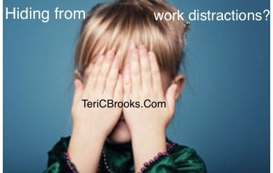 Handling Workplace Distractions