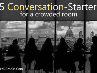 5 Top Conversation Starters for Networking