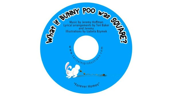 What if Bunny Poo was Square CD - Forever Homes