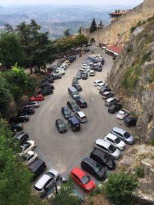 Parkoviště San Marino