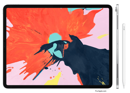 Den nye Apple iPad Pro