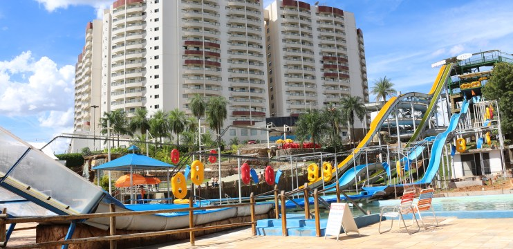 Thermas dos Laranjais Olimpia Parque Aquatico