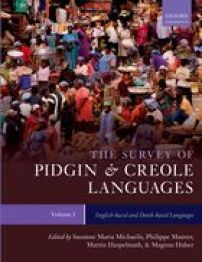The Atlas and Survey of Pidgin and Creole Languages