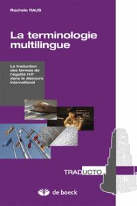 terminologie multilingue