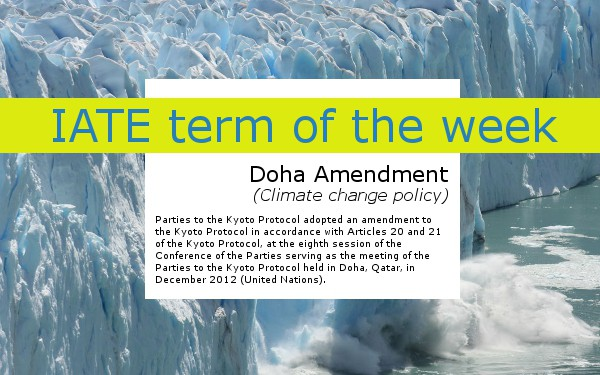 IATE Doha Amendment