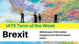 IATE term of the week: Brexit