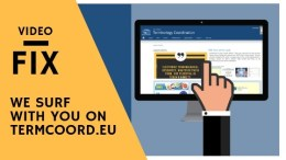 Video Fix: We surf with you on termcoord.eu