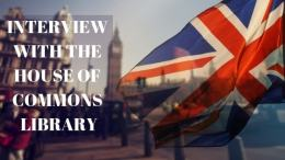 Interview with authors of the Brexit glossary: the House of Commons library
