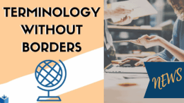 Terminology Without Borders - What is new?