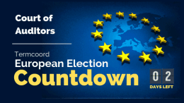 Termcoord European Election Countdown: Court of Auditors