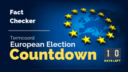 Termcoord European Election Countdown: Fact Checker