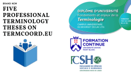 Five Professional Terminology Theses on termcoord.eu