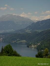 Természetfotók Karintiából - Alpok, Milstätter See