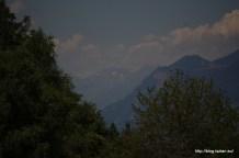 Természetfotók Karintiából - hegyek, fák