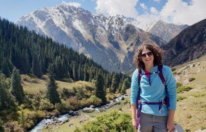 קירגיזסטן: הרפתקאות בארץ המרחבים והסוסים