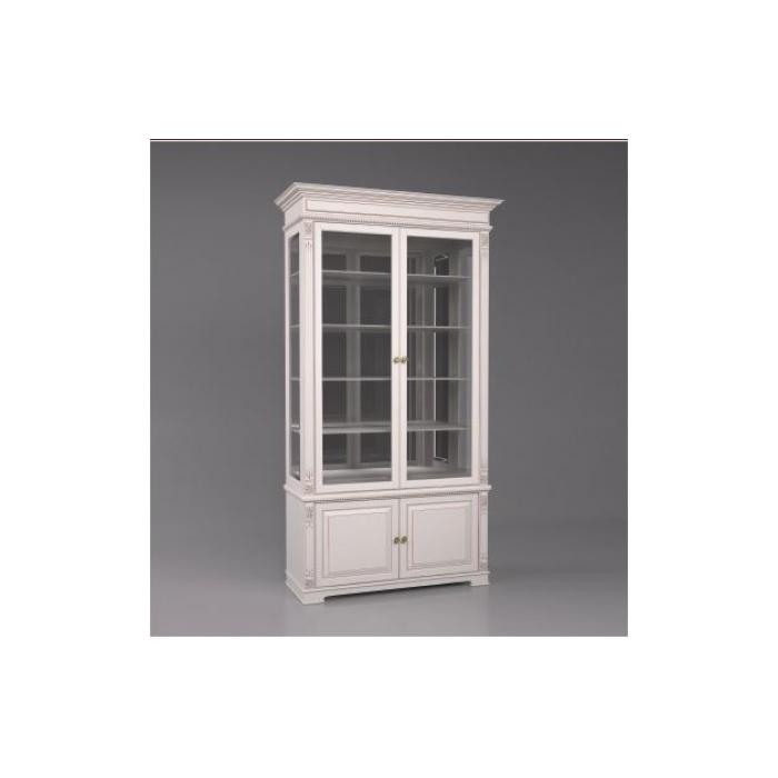 Витрина стеклянная 2-х дверная ВС-10-131 (58)