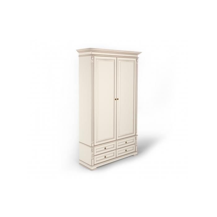 Шкаф двухдверный А 6 1325М (32)