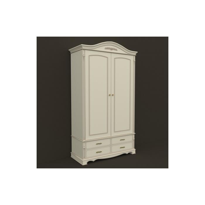 Шкаф 2-х дверный ES 102 (4)