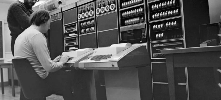 A Evolução dos Sistemas Operacionais Parte 2