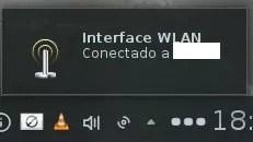 Encontrando a configuração de internet no KDE