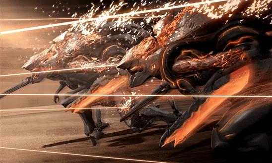 Halo Spartan Strike: Prometheans