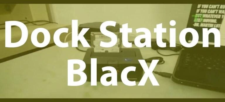 Análise Dock Station BlacX da Thermaltake