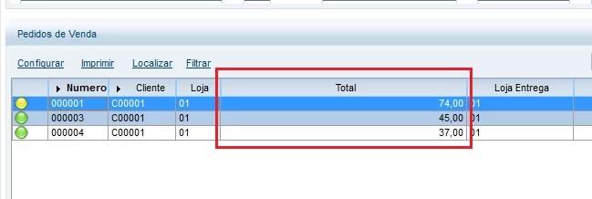 Função que retorna o total do pedido de vendas (com impostos) em AdvPL
