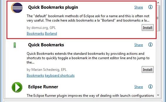 Como utilizar o Quick Bookmark no TDS